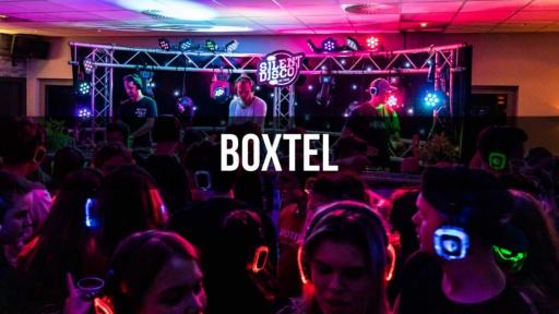 Silent Disco huren Boxtel organiseren koptelefoons